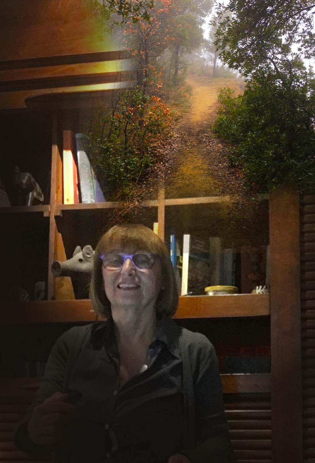 Foto con foglie rosse e io.jpg